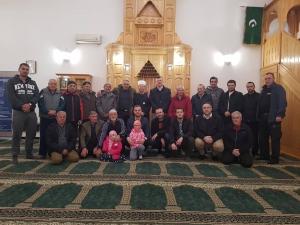 Imami Medžlisa IZ Bihać posjetili Emir-ef. Nuhića (FOTO)