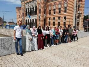 Dvodnevna ekskurzija kroz domovinu Mreže mladih