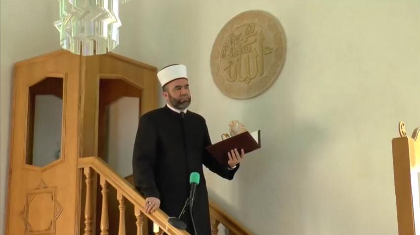 Hutba o vrijednosti pomaganja Allahove vjere - Nihad-ef. Imširović