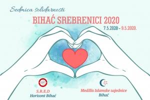 """Dvanaesta """"Sedmica solidarnosti Bihać - Srebrenici 2020"""" od četvrtka do subote"""