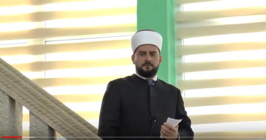 Hutba: Zahvalnost Allahu, dž.š. - Adis-ef. Skalić