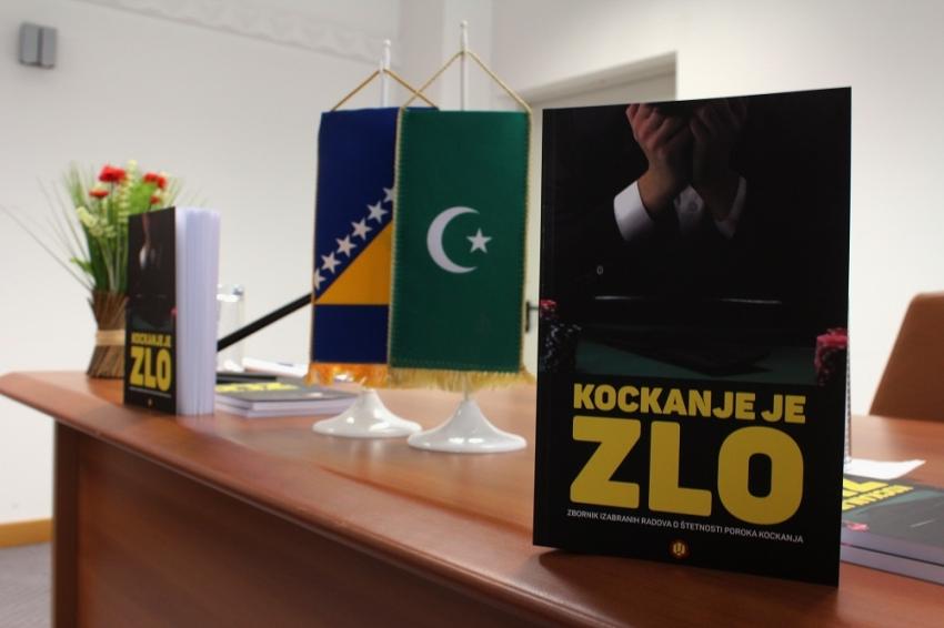 Predstavljen projekat borbe protiv zla ovisnosti od kockanja koje sprovodi Islamska zajednica