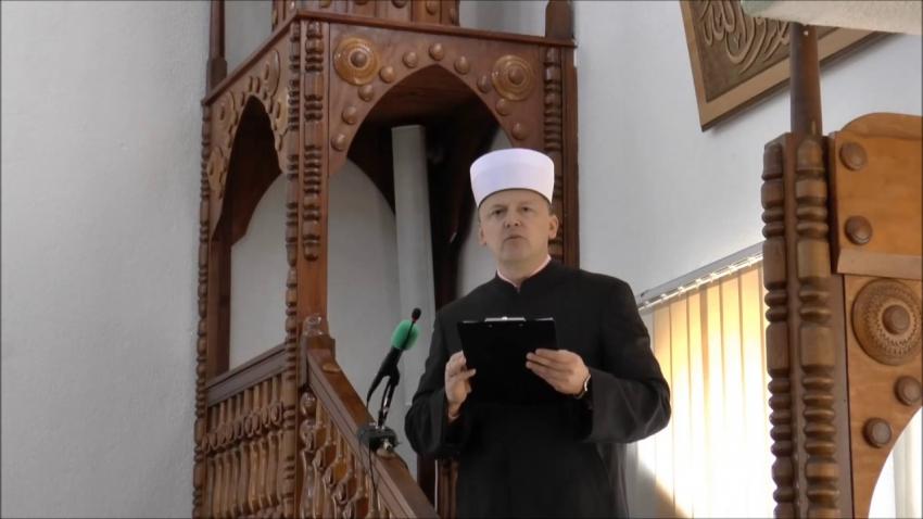 Najava mjeseca Ramazana - Mensur-ef. Ćehić