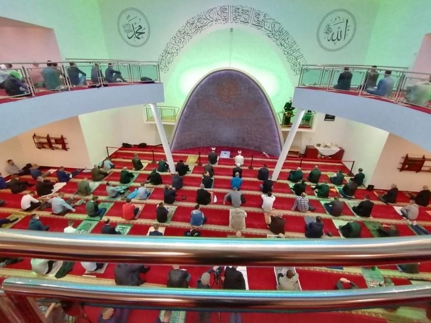 Medžlis IZ Bihać: Džuma u Gradskoj džamiji u dva termina