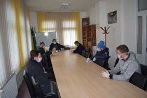 Održan redovni sastanak koordinacionog tima za upravljanje u kriznim situacijama