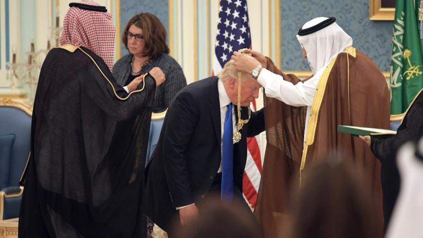 Šta se dogodilo nakon Trumpove posjete Saudijskoj Arabiji